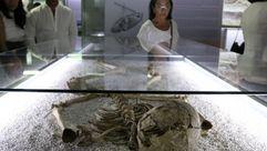 «Mare Nostrum» en el Museo del Mar de Galicia