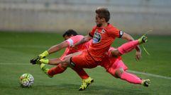 El Oviedo - Deportivo, en fotos