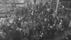 Trato «inhumano» en campo de refugiados húngaro de Röszke