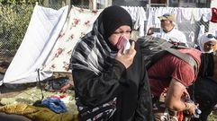 Gases lacrimógenos contra los refugiados en Hungría