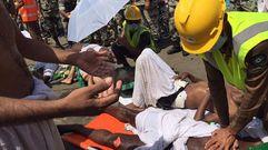 Tragedia durante la peregrinación a La Meca