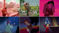 ¿Sabrías reconocer con un solo fotograma todas las películas de Disney?