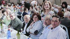 Los mayores de Sarria se van de fiesta