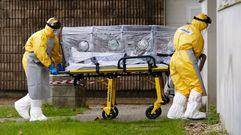 Posible caso de ébola en Galicia