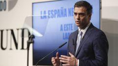 Pedro Sánchez dice que preguntará todos los días de la campaña a Rivera: «¿A quién vais a apoyar?»