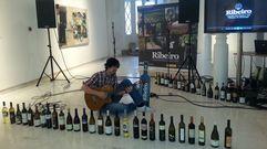 Los vinos Ribeiro estrenan canción