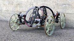 VertiGo, el robot escalador de Disney