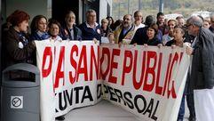 El 2016 trae de nuevo las protestas al Cunqueiro