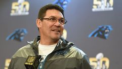Ron Rivera niega que los Panthers sean arrogantes