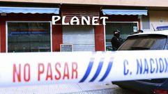 Una mujer y su expareja aparecen muertos en un bar de Zaragoza