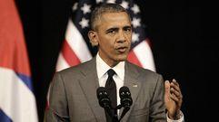 Discurso de Obama desde La Habana