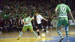Ourense acogió la fiesta del fútbol sala femenino gallego