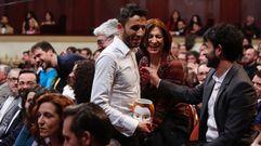 Entrega de los premios María Casares