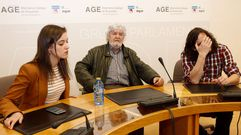 Xosé Manuel Beiras confirma que un trabajador de AGE fue detenido