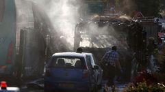 Explosión en Jerusalén