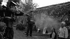 La represión franquista en Galicia en dos minutos