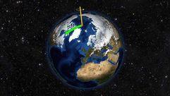 ¿Por qué el Polo Norte se está desplazando hacia Inglaterra?