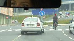 Así deberías adelantar a un ciclista