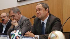 Tino Fernández: «La intención con Lucas es retenerlo»