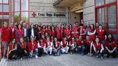 Un cumpleaños para la Cruz Roja