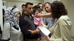 Nueva vida en España para veinte refugiados
