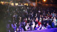 ¿Estuviste en el concierto de Azúcar Moreno?