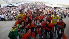 Las campeonas llegan a Burela