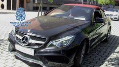 Dos detenidos tras apropiarse de 37 coches de lujo