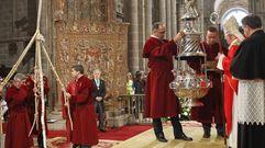 Las mejores imágenes de la ofrenda al Apóstol
