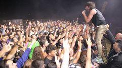 Repasa en imágenes elNordestazo Rock de Malpica
