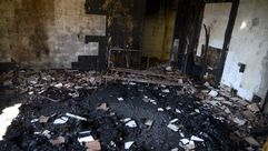 Imágenes del deterioro del antiguo hospital psiquiátrico de Toén