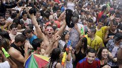 Las mejores fotos de la Festa da Auga de Vilagarcía