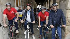 La Vuelta arranca en Lugo