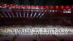 La ceremonia de clausura de Río 2016, en imágenes