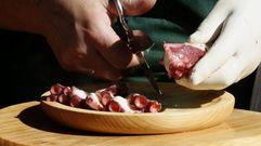 El pulpo, una maravilla gastronómica... de Madrid