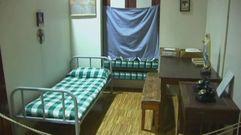 Descubré cómo era la habitación de la madre Teresa de Calcuta