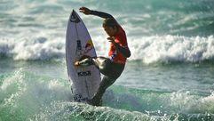 Kanoa Igarashi y Sage Erickson ganan el Pantín Classic Galicia Pro