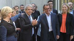 Homs defiende la legalidad de la consulta y dice que es un proceso político