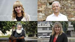Elecciones gallegas: Ellos ocuparán los 75 escaños del Parlamento