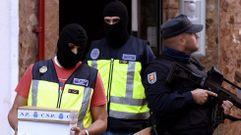 Detenidos dos presuntos yihadistas en Valladolid y Murcia