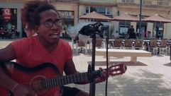 El talento musical deRaphaël Cadoku