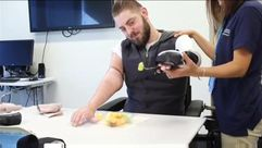 Un exmarine estadounidense recibe un doble trasplante de brazos