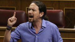 Pablo Iglesias: «Ya está bien que algunos saquen pecho por el terrorismo de Estado»