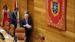 El nuevo Parlamento, en fotos