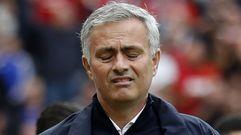 Mourinho: «Es difícil sin mi familia»