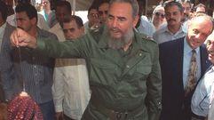 Fidel Castro presumía de hacer buenos cocidos gallegos