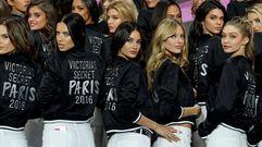 Los ángeles de Victoria's Secret calientan motores