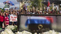 Sigue en directo el funeral de Fidel Castro