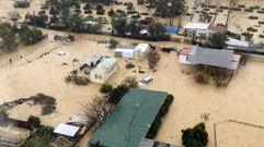 Múltiples destrozos en la provincia de Málaga tras las lluvias de los últimos días