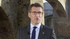 Núñez Feijoo: «Ninguén é prescindible na Galicia que nos une»